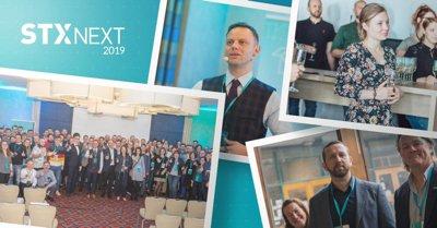 podsumowanie roku w STX Next plan wykonany