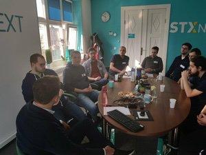 onboarding nowych współpracowników w poznańskim STX Next
